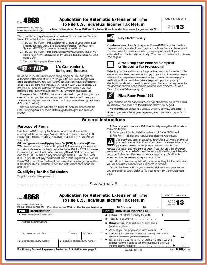 Irs 1040a Form 2013
