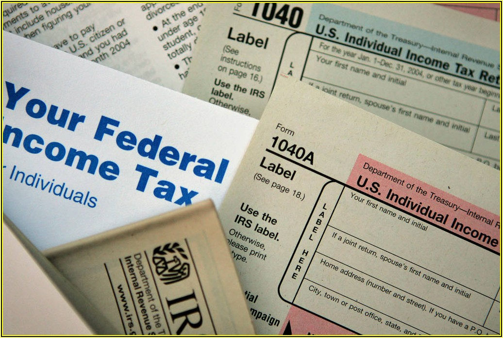 Irs Debt Forgiveness Form