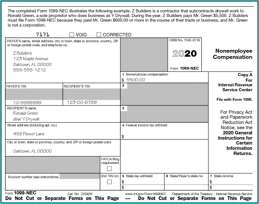 Irs.gov Form 1099 Misc 2019