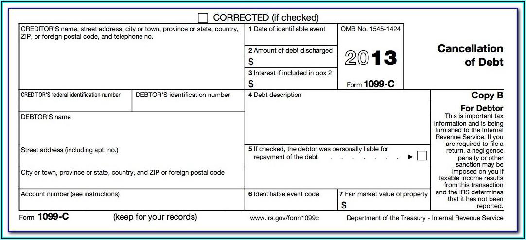 Irs.gov Form 1099