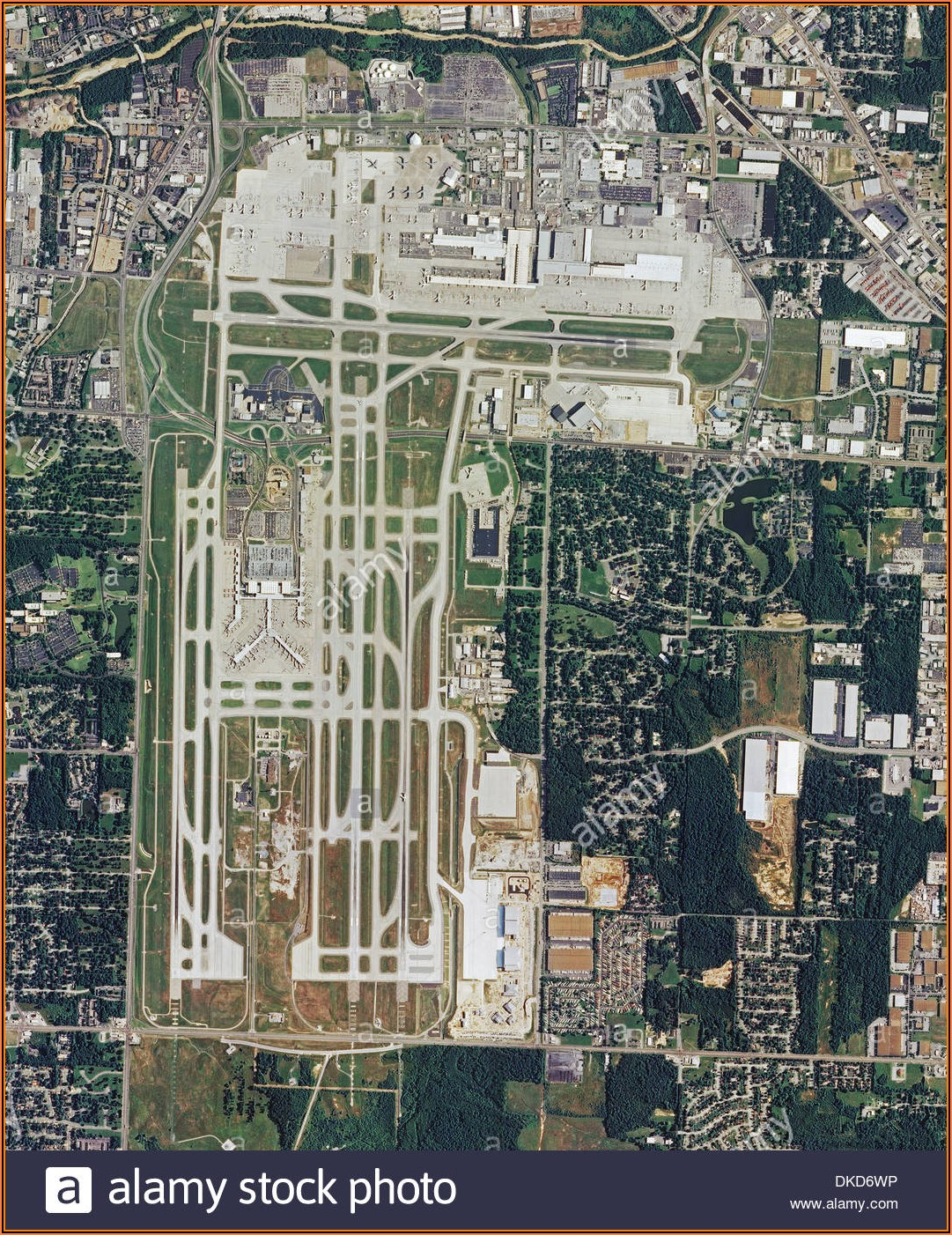 Map Of Memphis Tennessee Airport