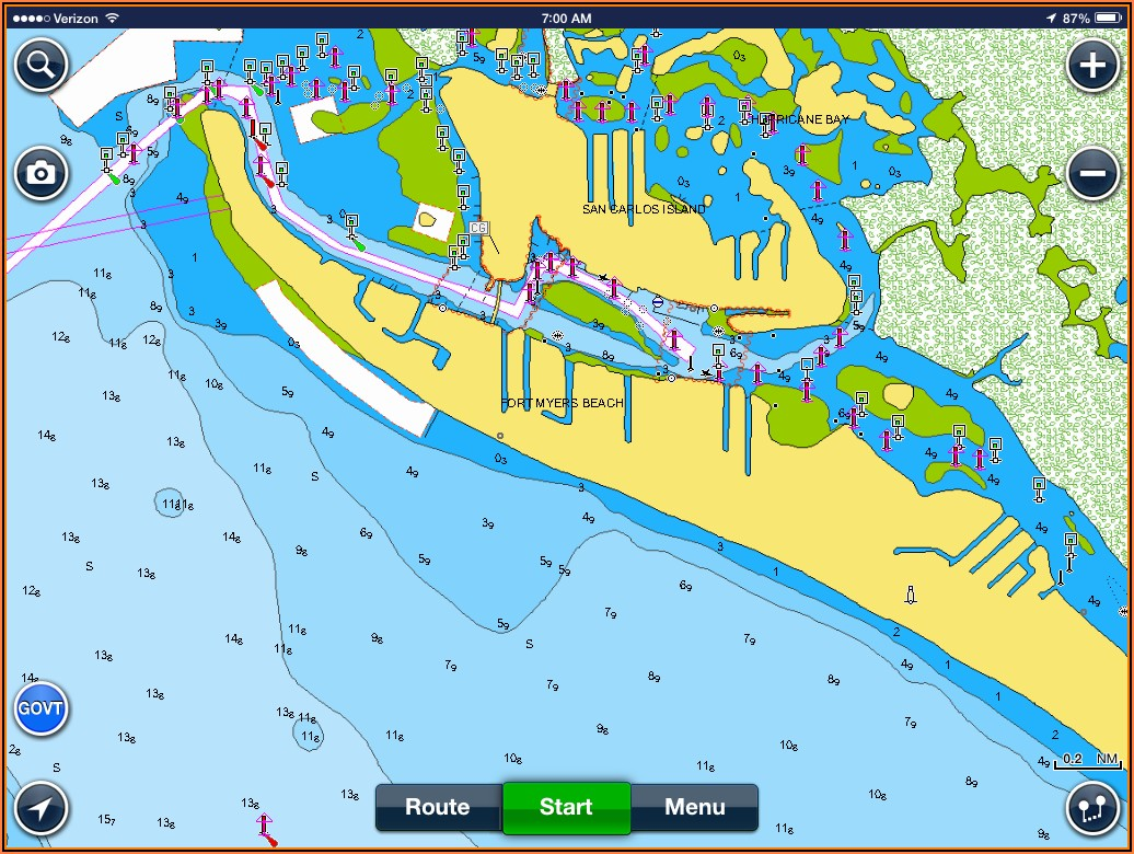 Navionics Marine Maps Free Downloads