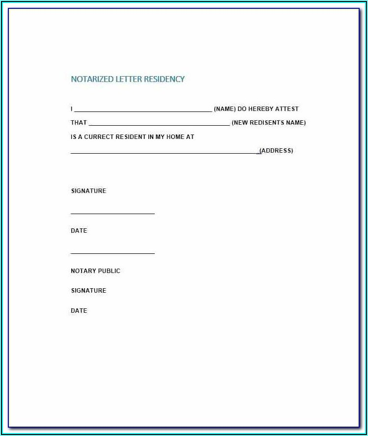 Notary Forms California 2018