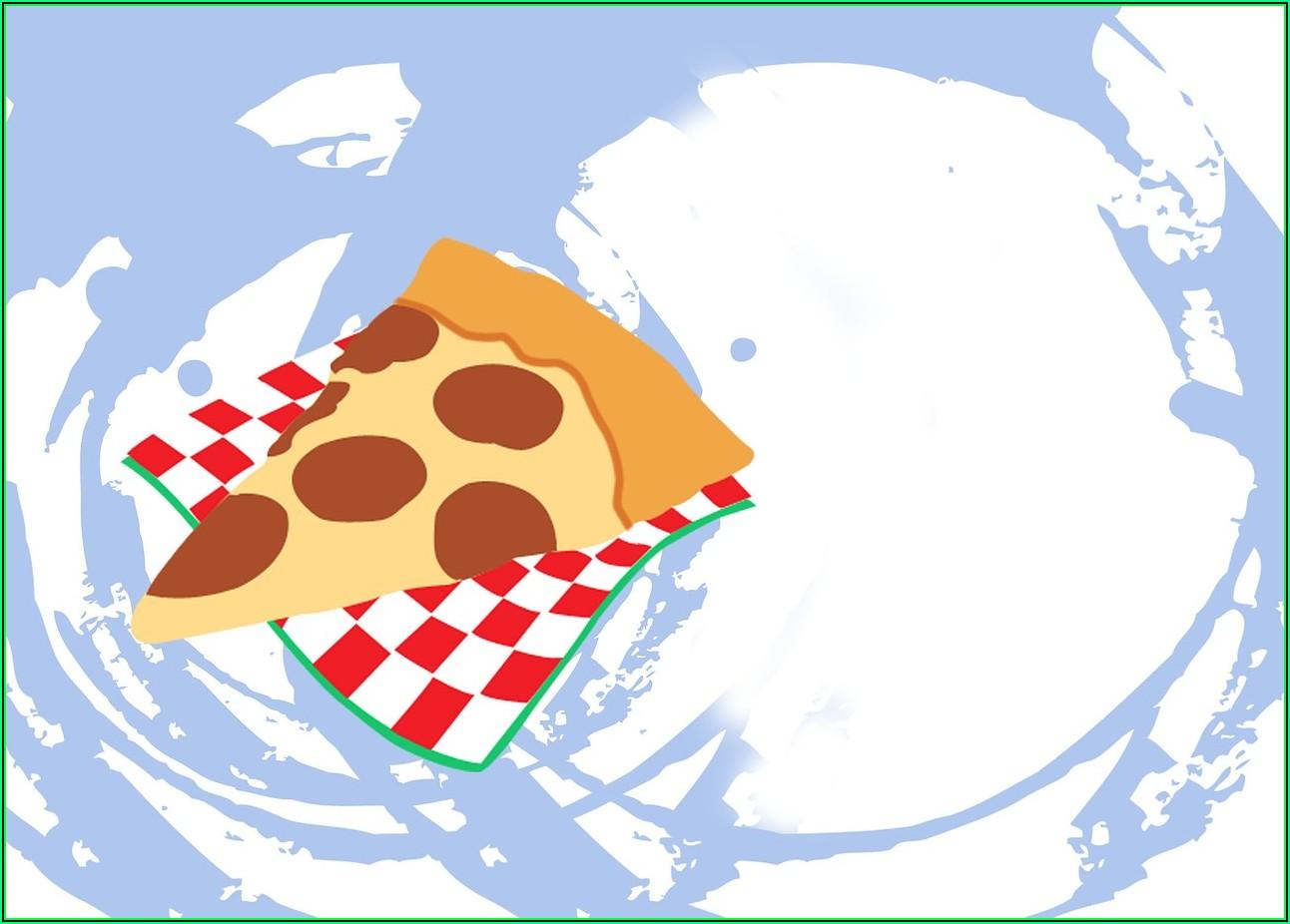 Pizza Party Invite Template Free