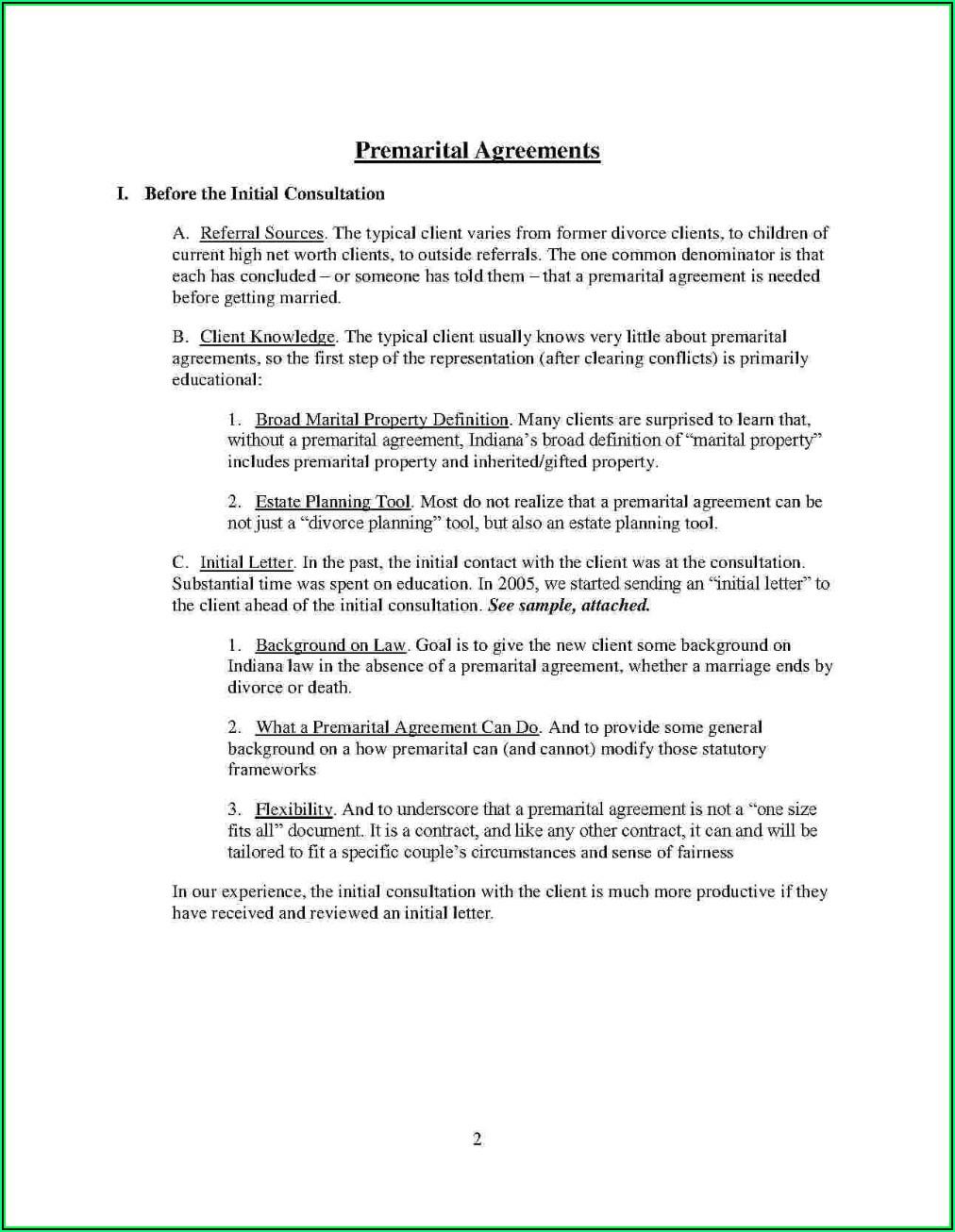 Postnuptial Agreement Template Australia