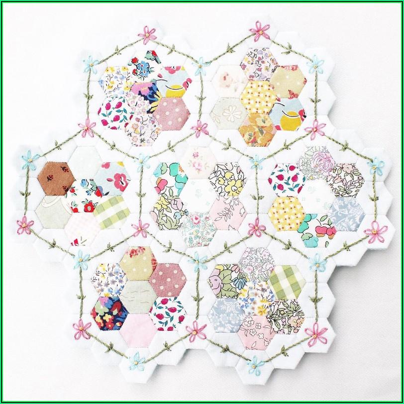 Quilting Hexagon Templates Uk