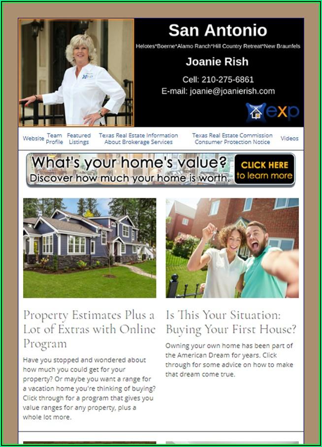 Real Estate Drip Campaign Templates