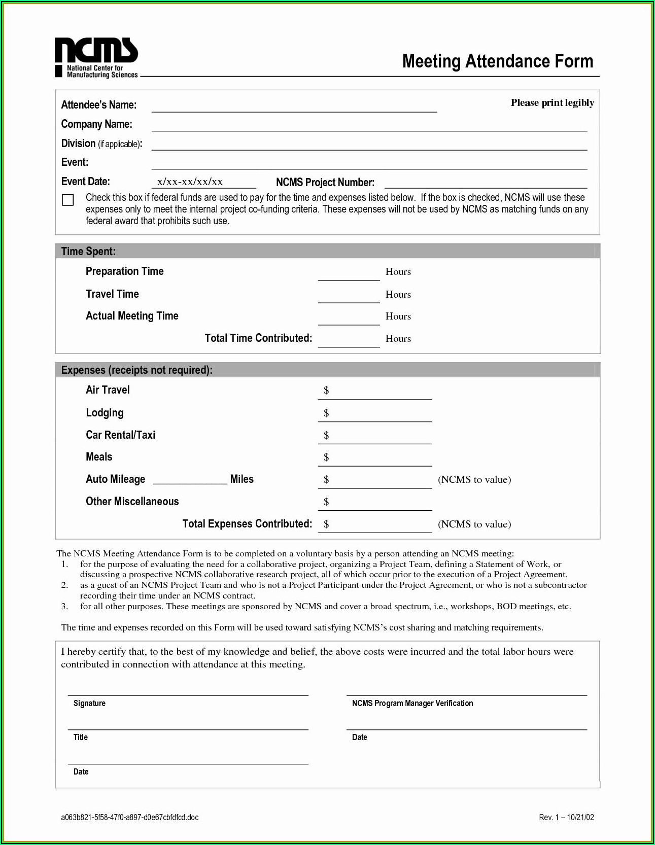 Rental Agreements Templates