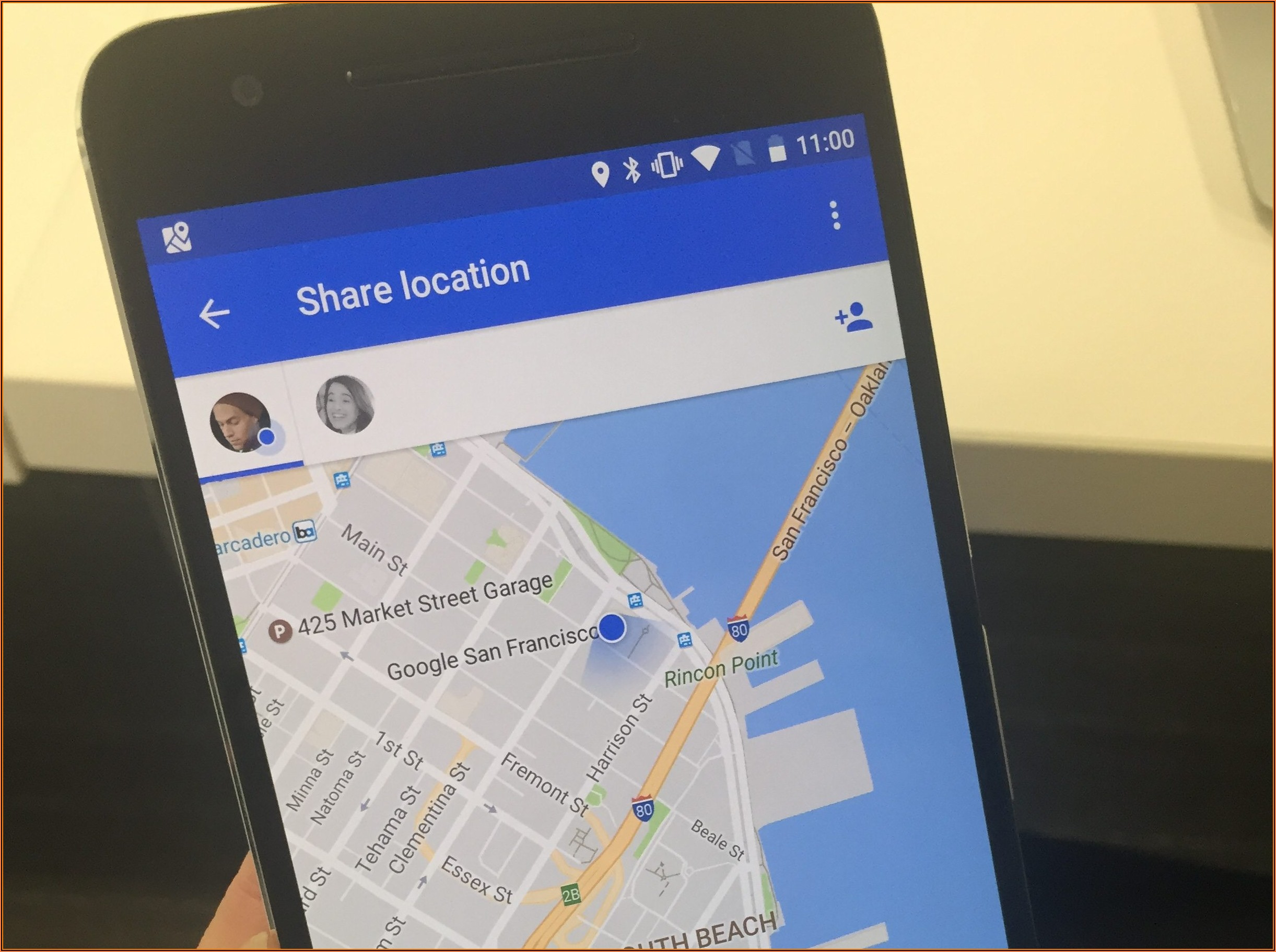 Use Google Map To Locate Cell Phone