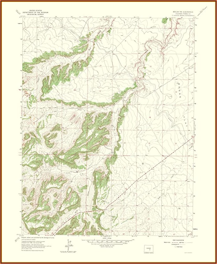 Usgs Topo Maps Of Colorado