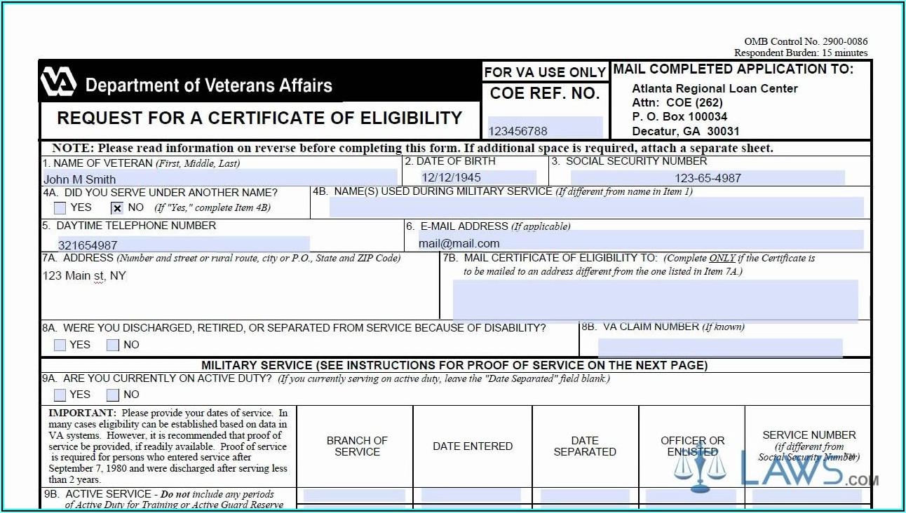 Va Form 26 1880 Online Submission