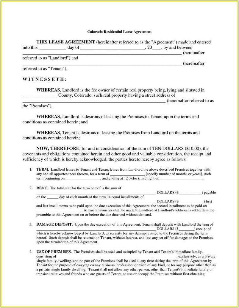 Vrlta Lease 2019 Form