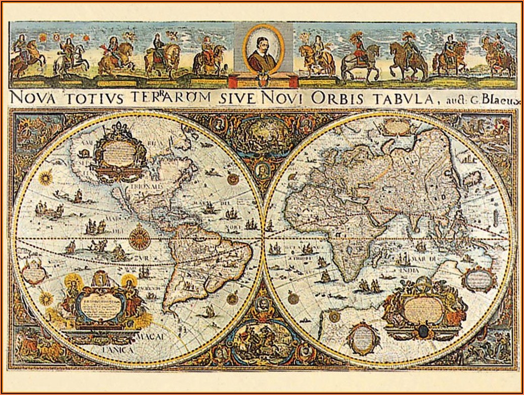 World Map Jigsaw Puzzle 5000