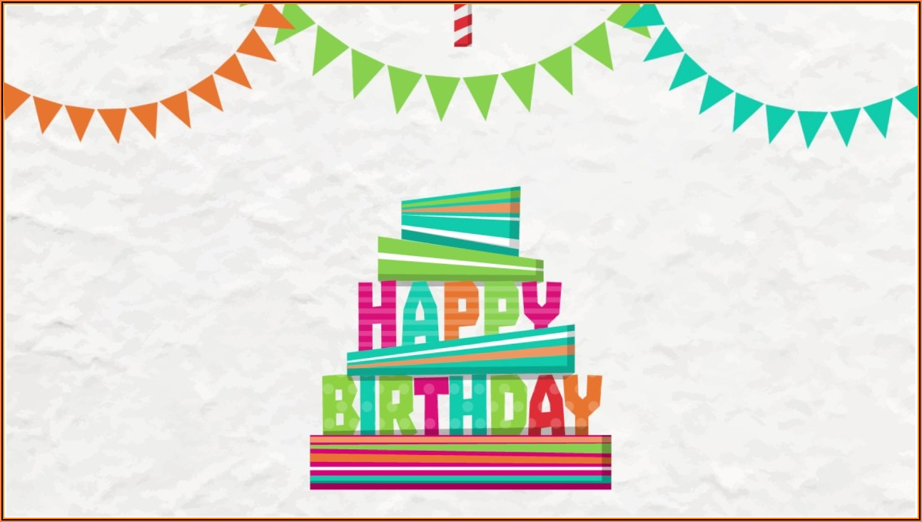 After Effect Birthday Template