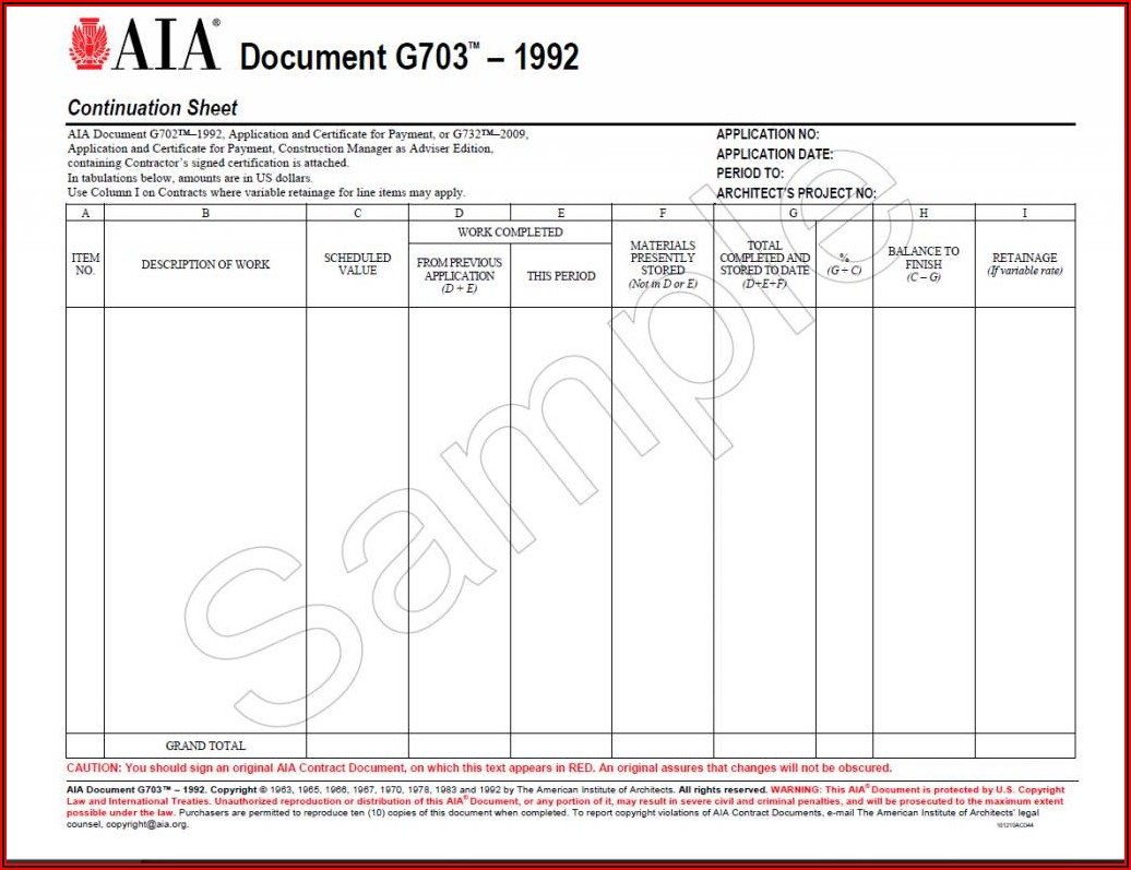 Aia G702g703 Format