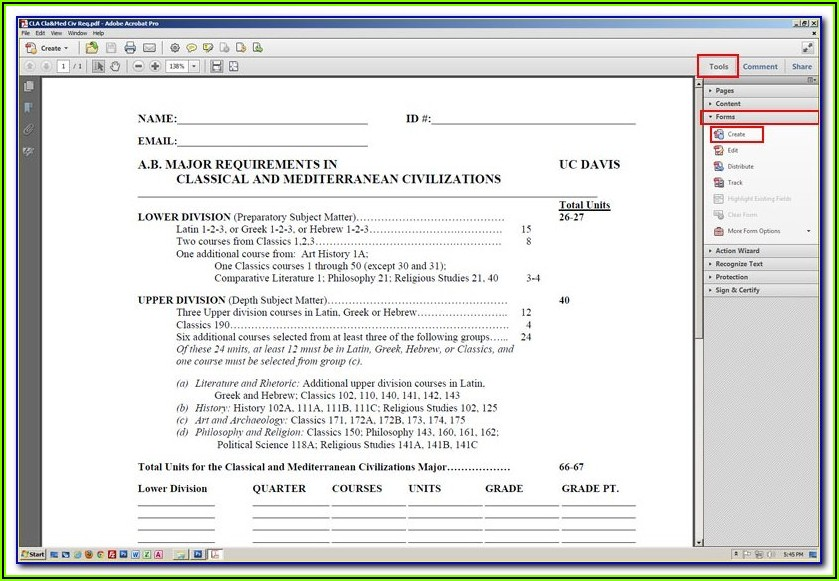 Aia G704 Form