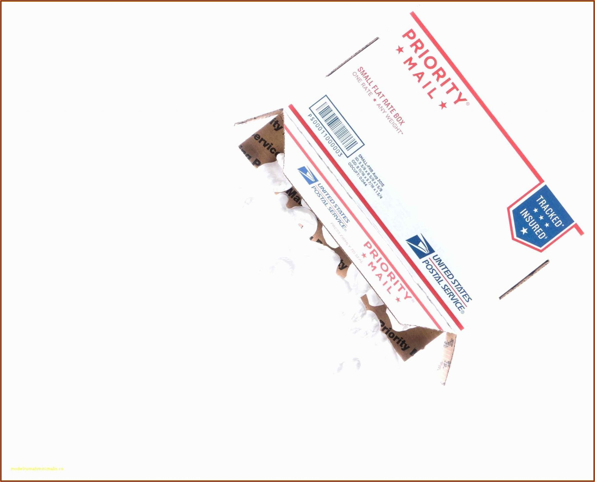Avery Half Sheet Shipping Label Template