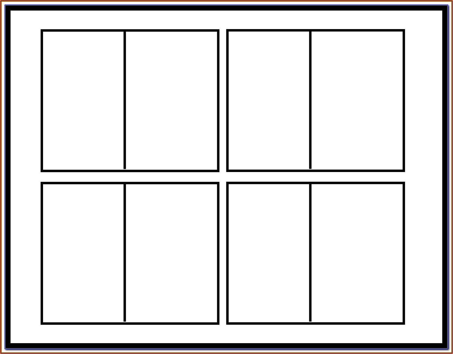 Business Card Template Avery