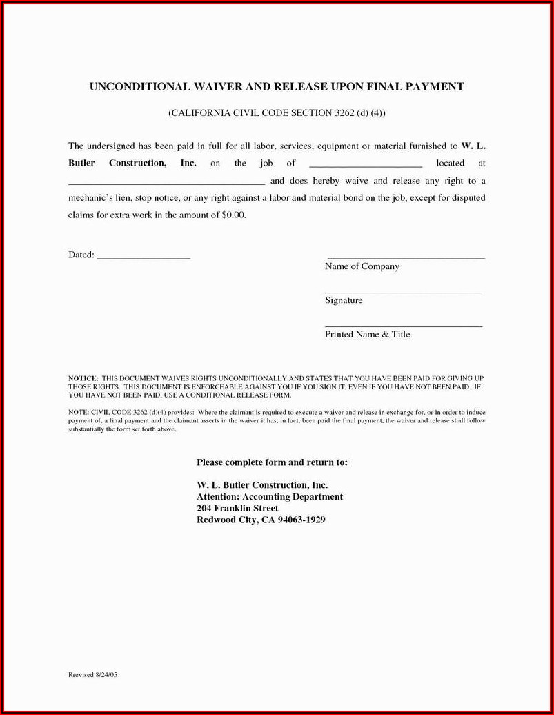 California Small Estate Affidavit Form