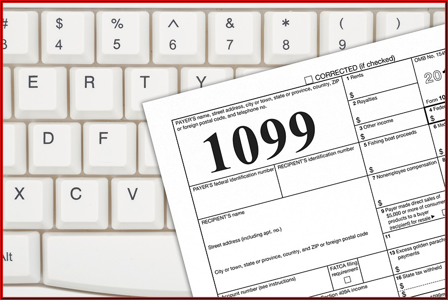 Difference Between W2 And 1099 Forms