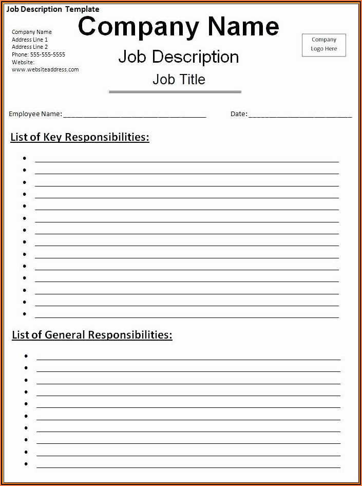 Electrical Job Estimate Template