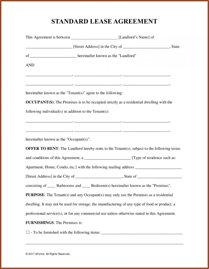 Equipment Lease Agreement Template Nz