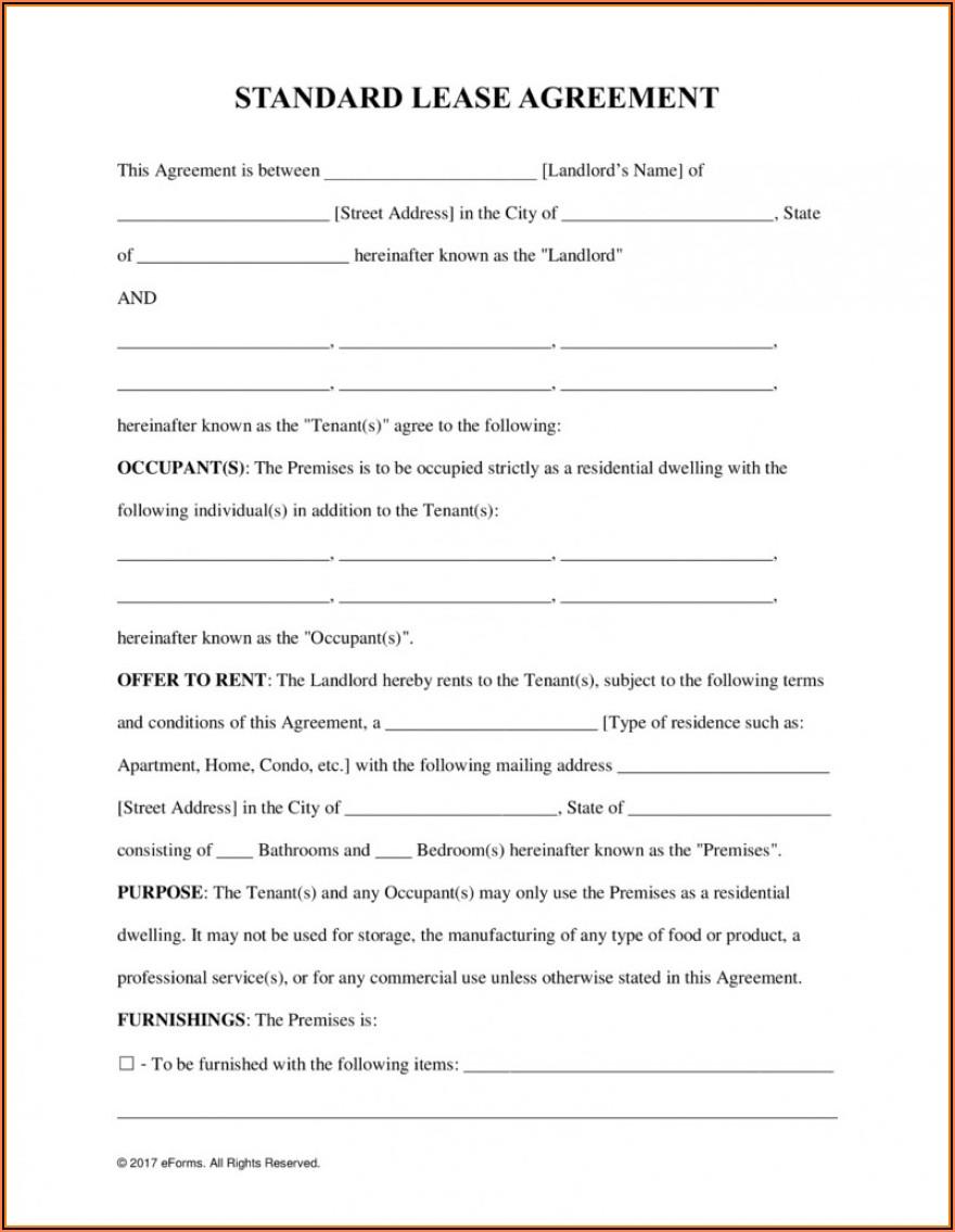 Equipment Lease Agreement Template Nz