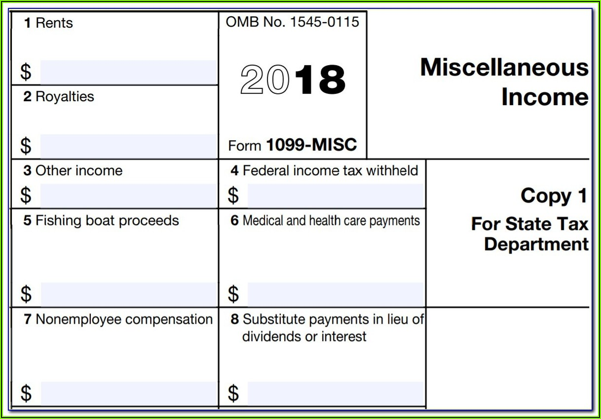 Federal Income Tax Withheld From Forms W2 And 1099