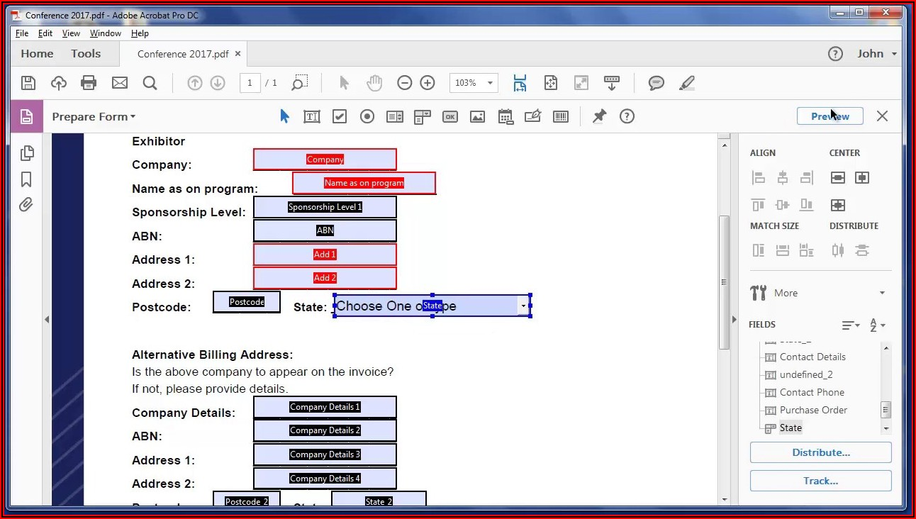 Fillable Pdf Form Creation Software
