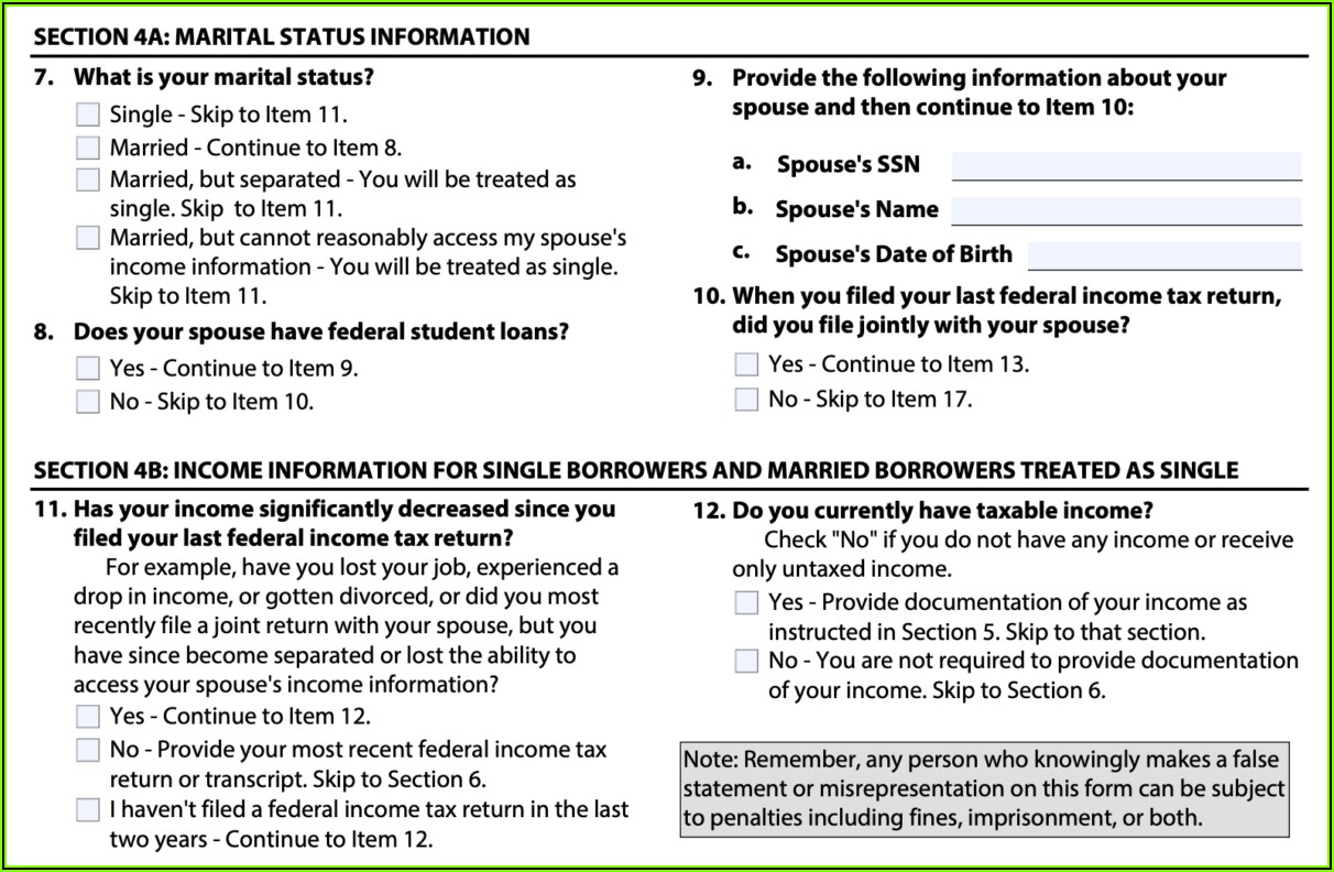 Form To Apply For Student Loan Forgiveness