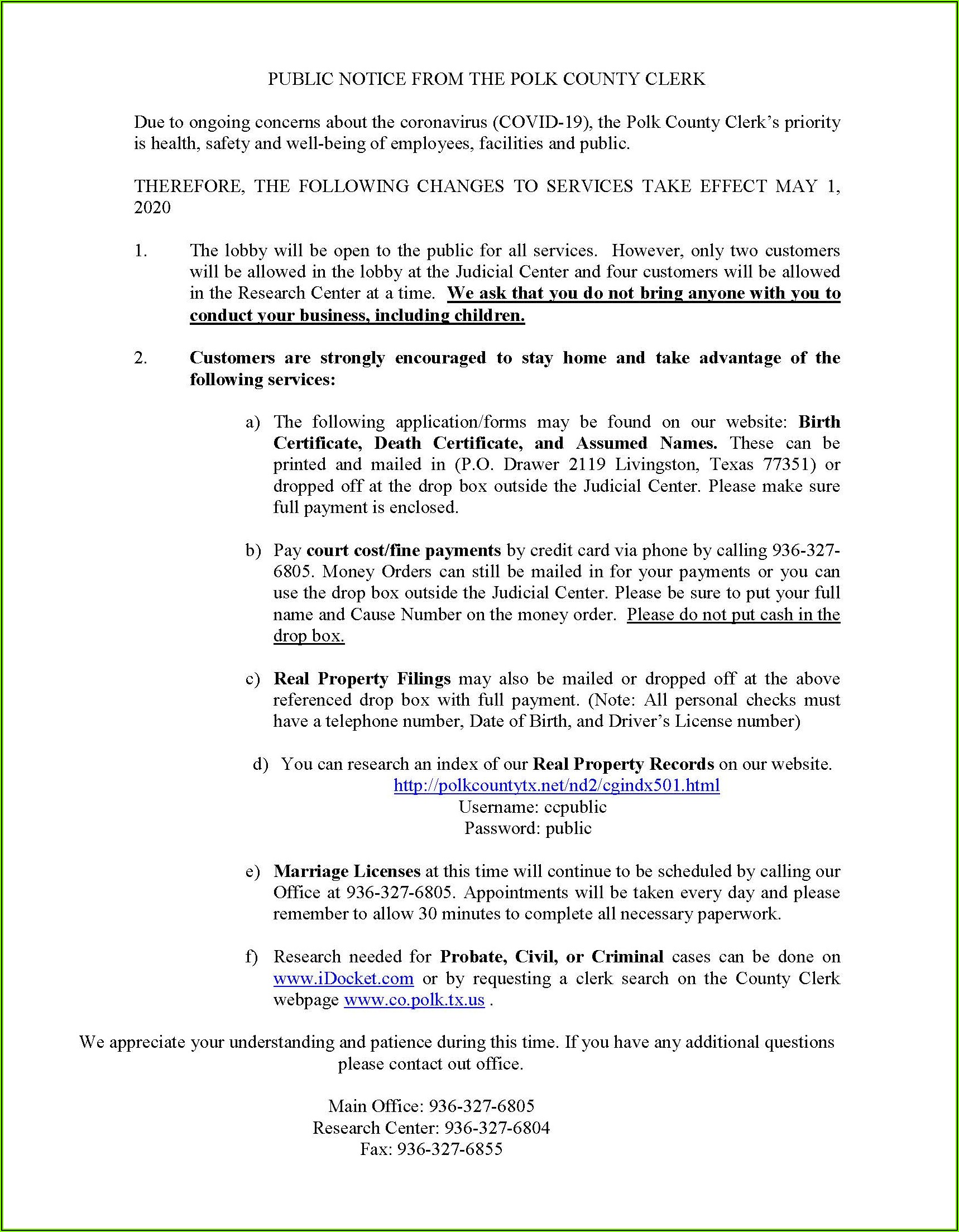 Henderson County Texas Divorce Forms