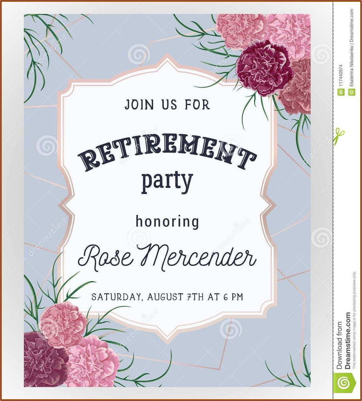 Microsoft Office Retirement Invitation Templates Free Download