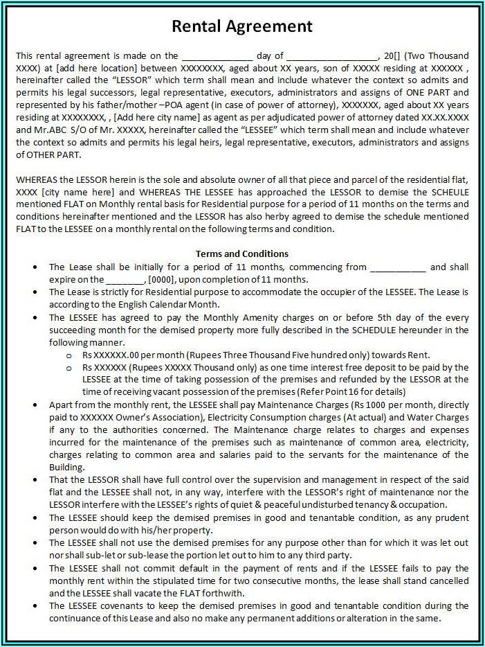 Promissory Note Personal Loan Form
