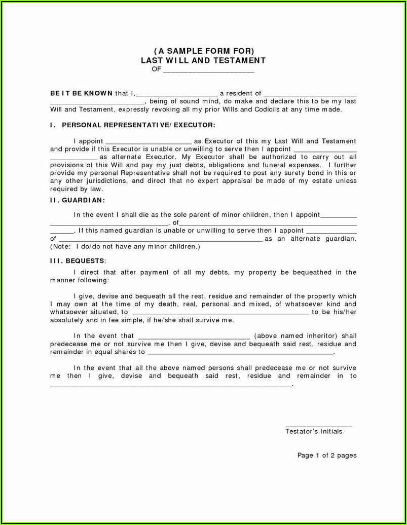 Quick Claim Deed Form Wi