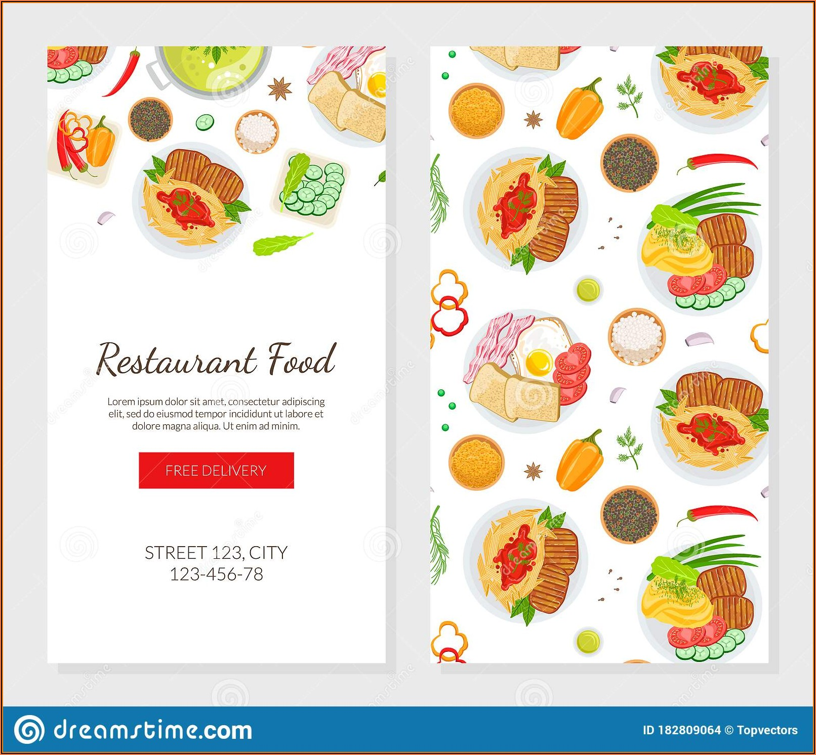 Restaurant Ordering App Template