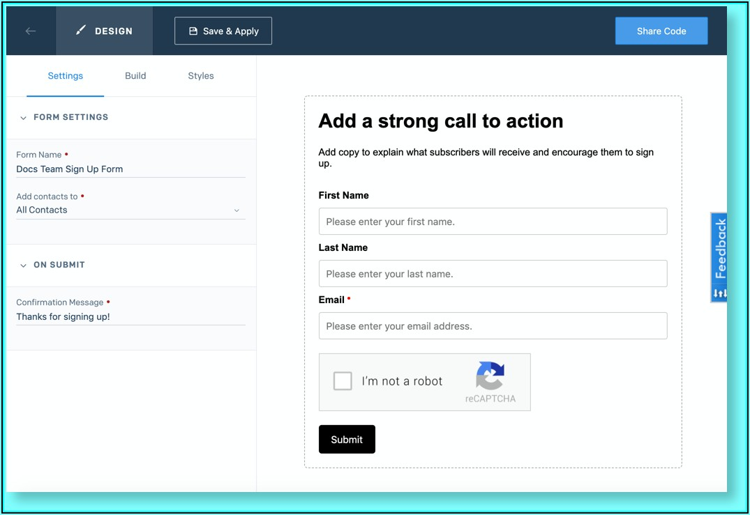 Sendgrid Email Template Variables