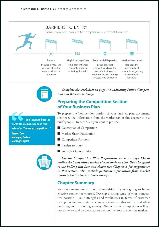 Simple Business Continuity Plan Template Australia