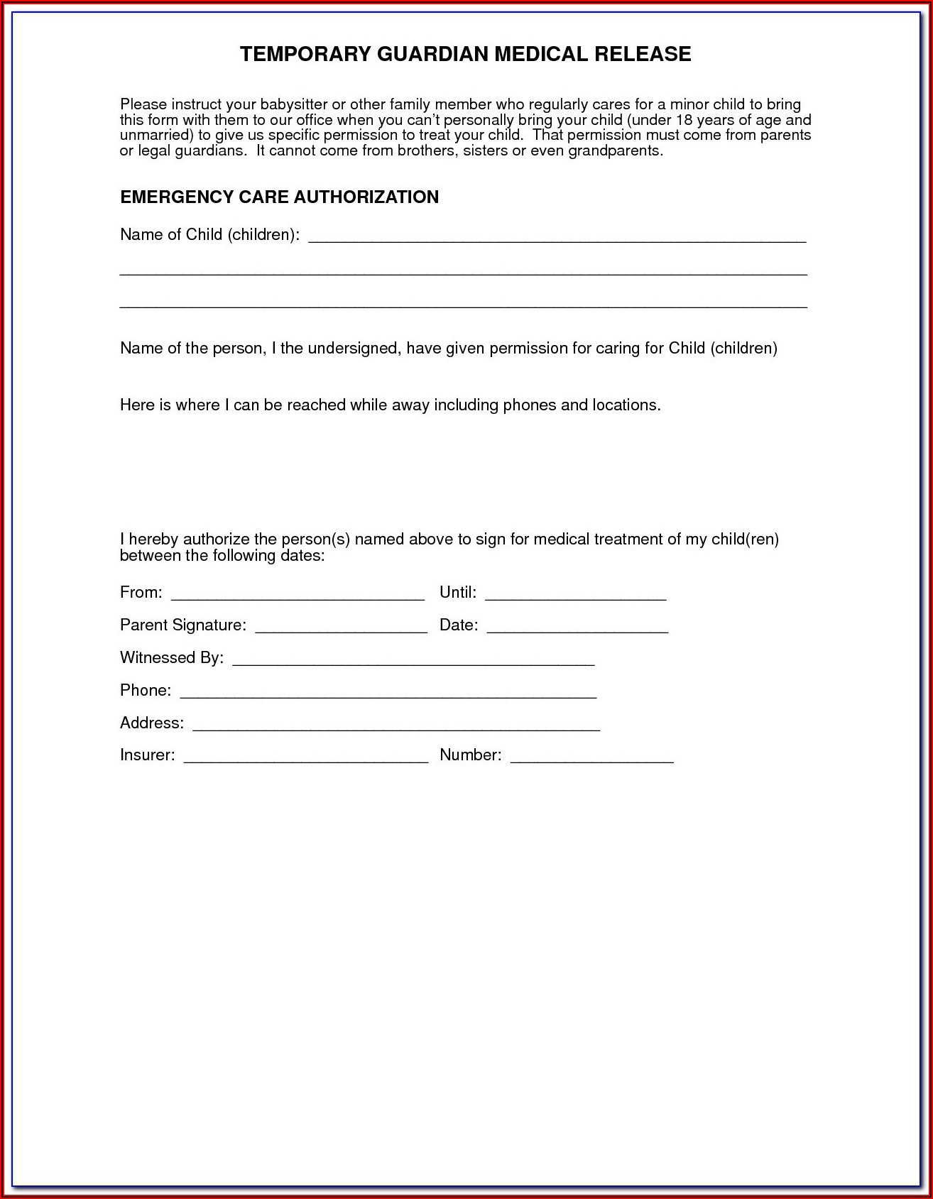 Tcpa Consent Form