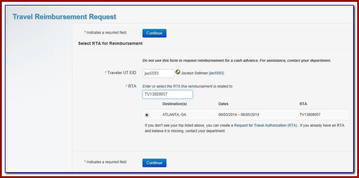 Workers Compensation Mileage Reimbursement Form Florida