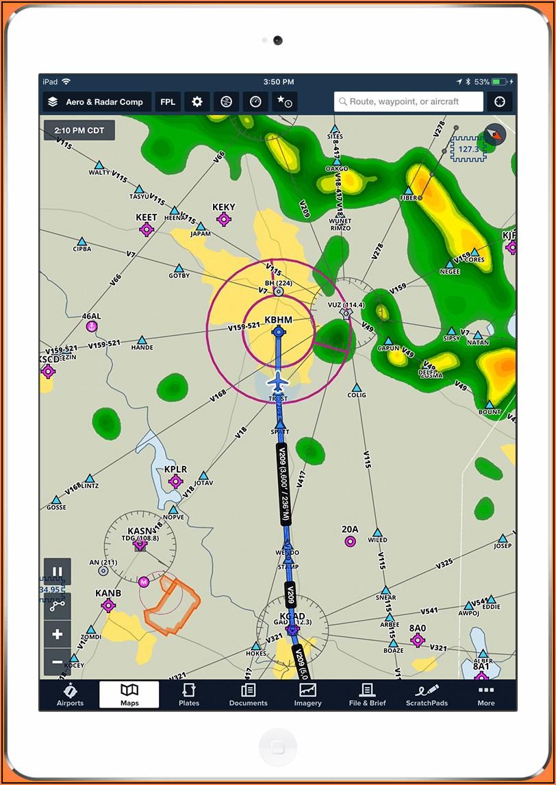 Aviation Maps For Ipad