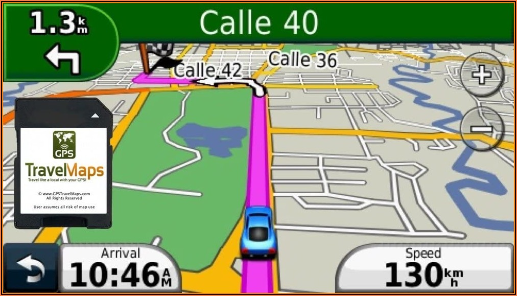 Best Garmin Maps For Costa Rica