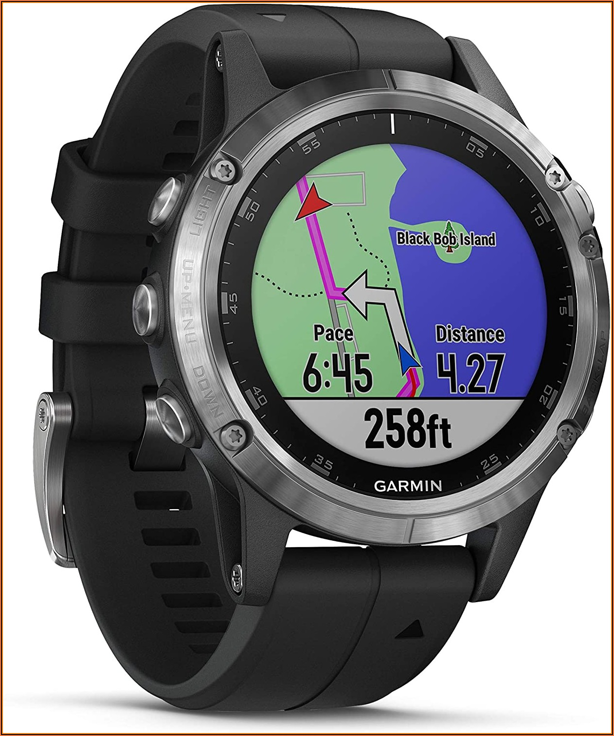 Best Gps Watch With Topo Maps