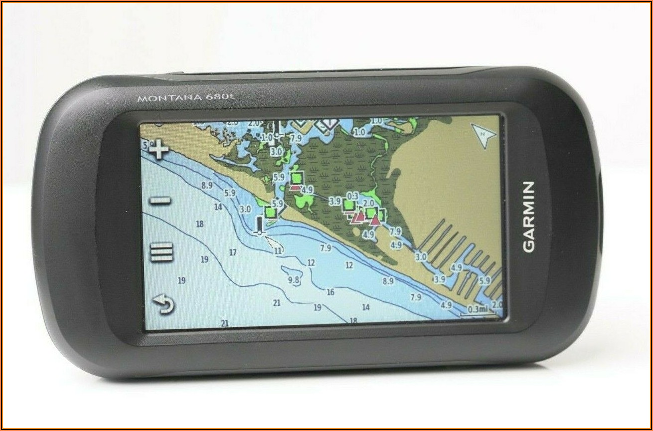 Best Maps For Garmin Montana 600