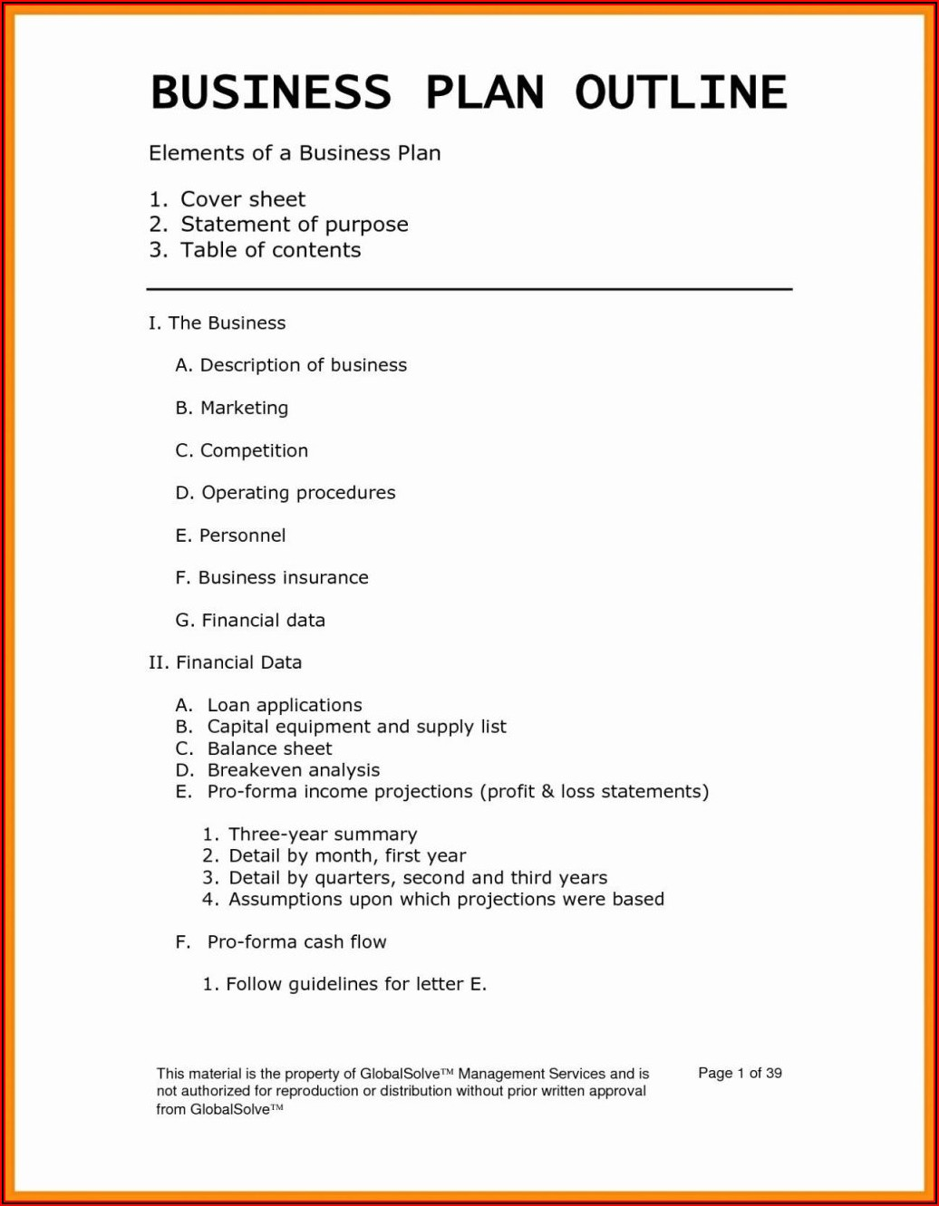 Disaster Recovery Plan (business Continuity) Template (word & Pdf)