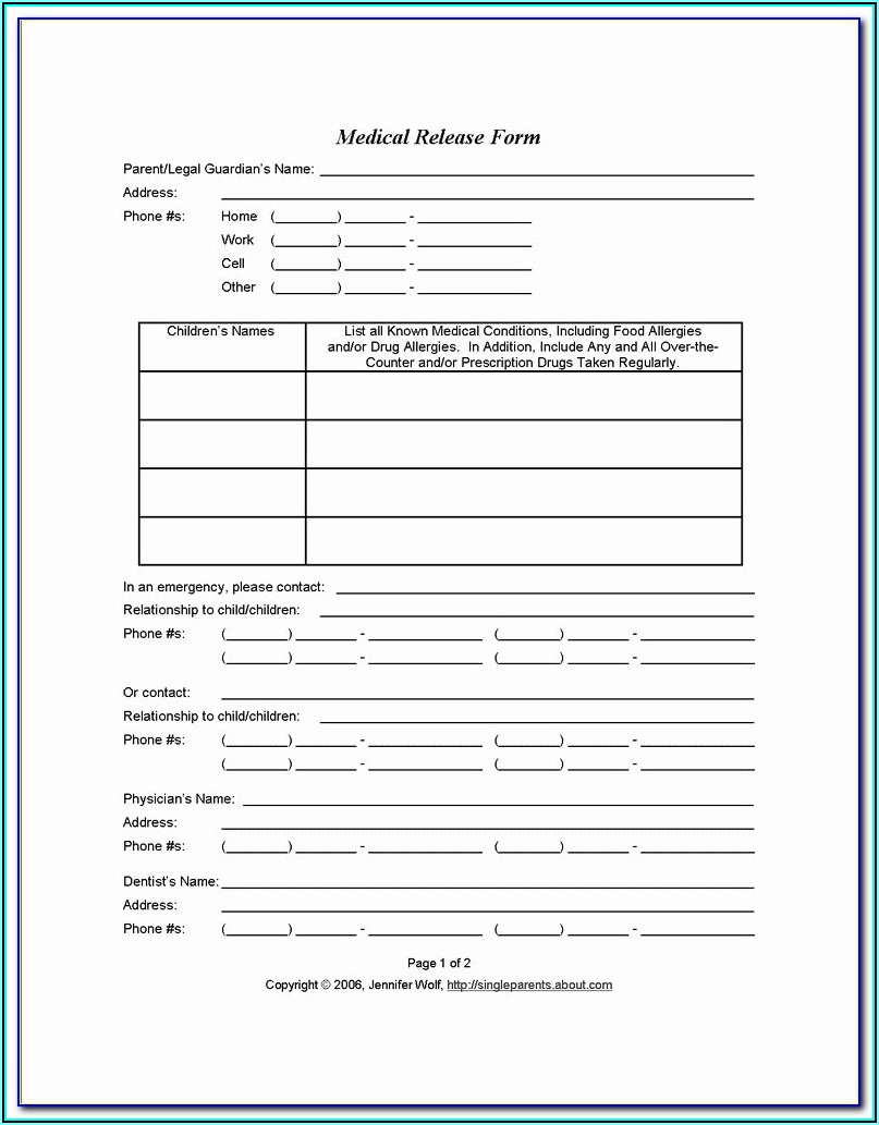 Educational Guardianship Form Illinois