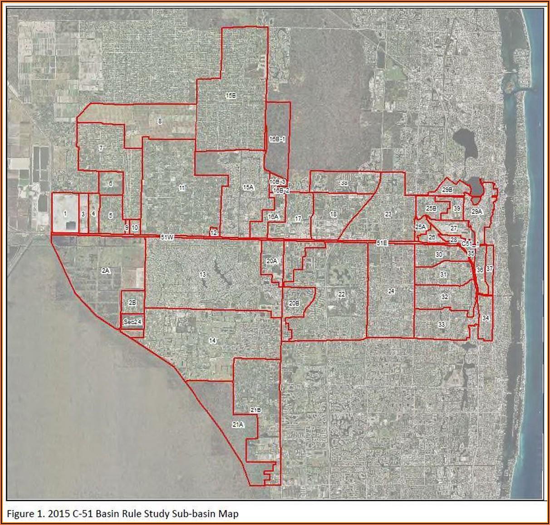 Fema Proposed Flood Maps Palm Beach County