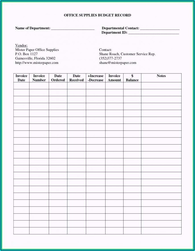 Free Printable Property Management Forms