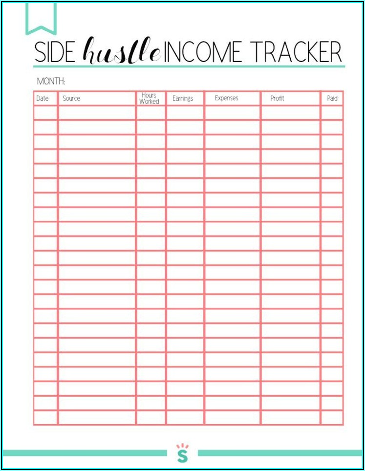 Free Printable Small Business Expense Forms