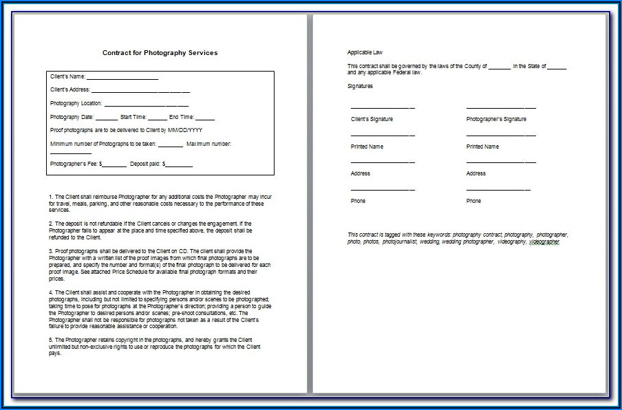 Fsbo Contract Template