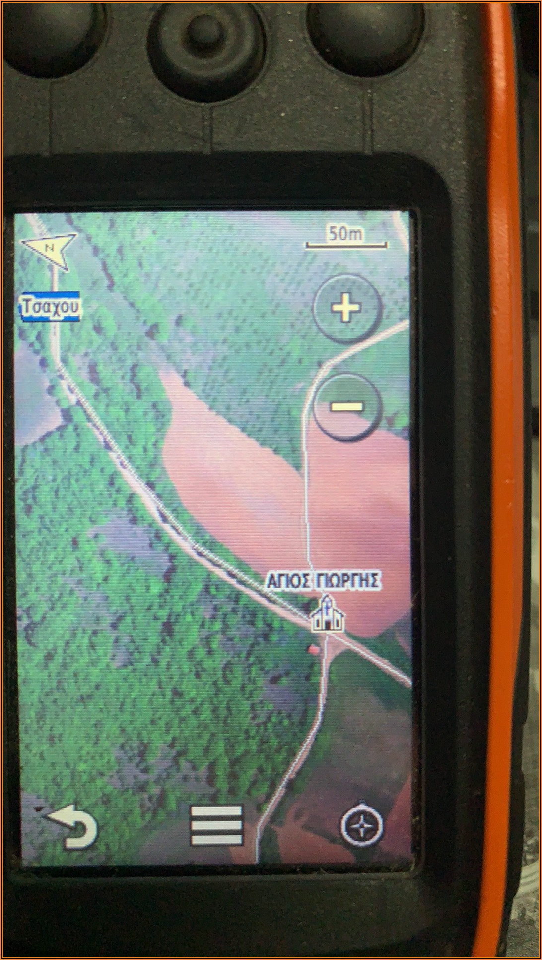 Garmin Astro 320 Google Maps